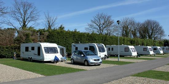 Jasmine Park: Touring Caravan Super Pitches