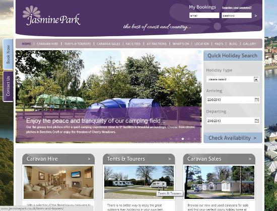 Jasmine Park: www.jasminepark.co.uk