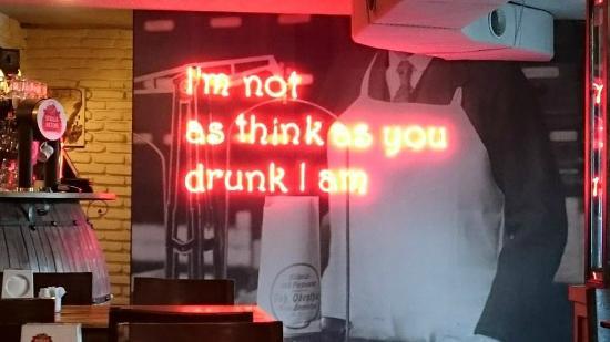 Picture Of Stella Artois Beer Restaurant Tbilisi Tripadvisor
