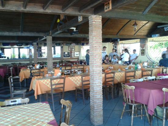 vista panoramica della terrazza!!! - Foto di Paradose, Monte Di ...