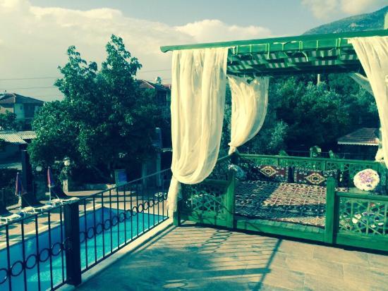 Green Peace Hotel : SEDİR