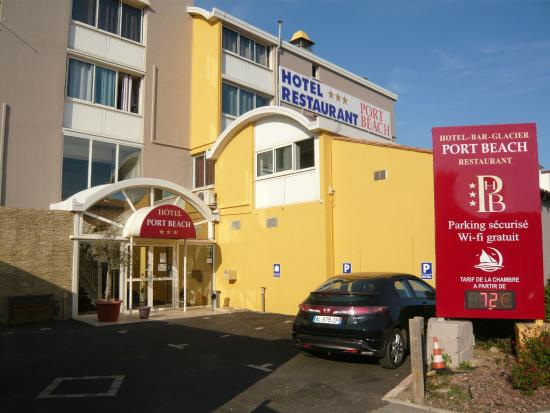 Chambre PMR Picture Of Hotel Port Beach Gruissan TripAdvisor - Hotel port beach gruissan