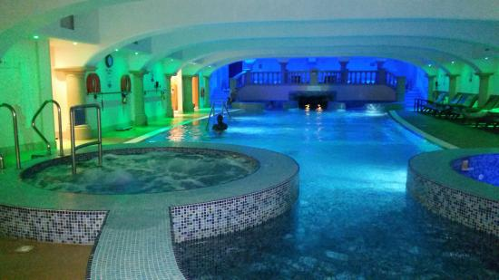 Spa Hotel Burton On Trent