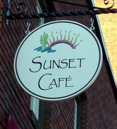 Ballston Spa, NY: Sunset Cafe