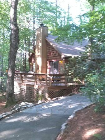 Skyline Lodge and Restaurant: The Bear Pen Cabin