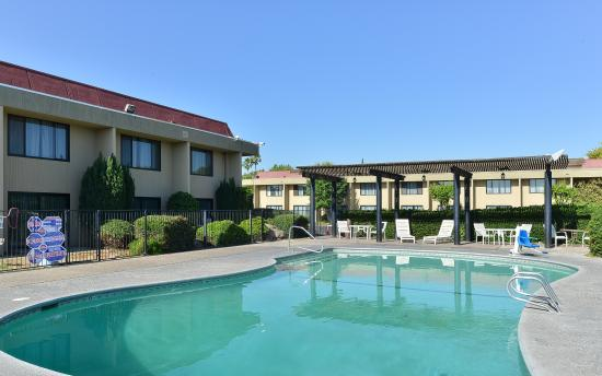 Red Roof Inn Fresno - Yosemite Gateway : Pool