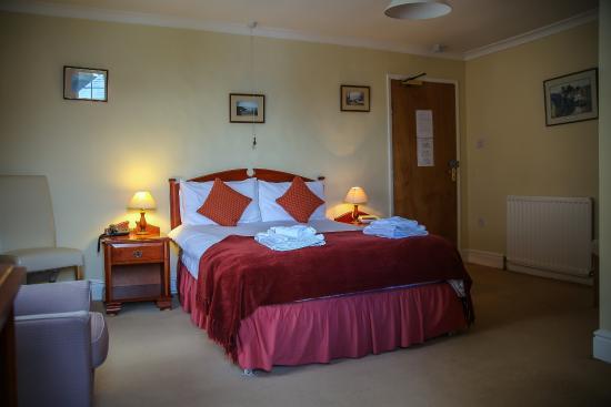 Wheddon Cross, UK: Room