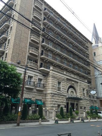 Hotel Trusty Shinsaibashi: 外観