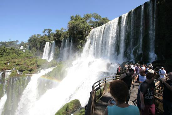 Hostel & Bar Bamboo Puerto Iguazu : Cataratas