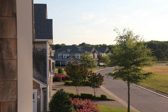 Bay Creek Vacation Rentals: Quiet streets