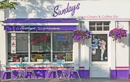 Sundays Ice Cream & Coffee Bar