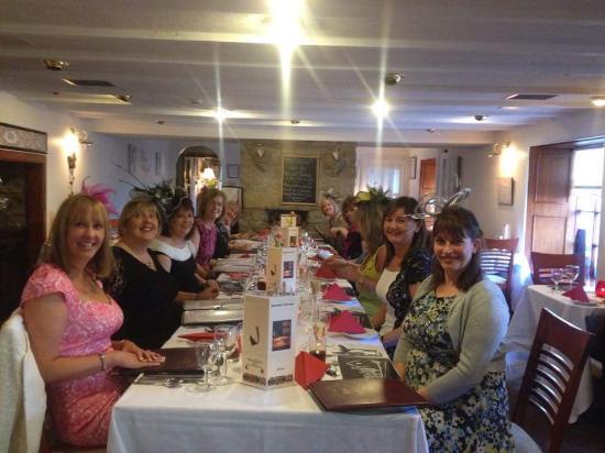 Burrelton, UK : ladies day