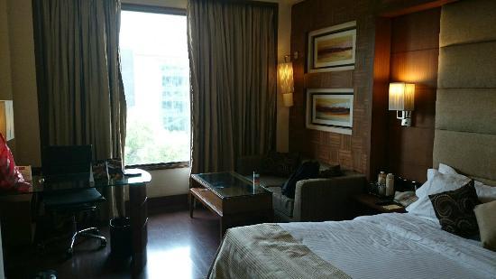 The Bristol Hotel : My room pic