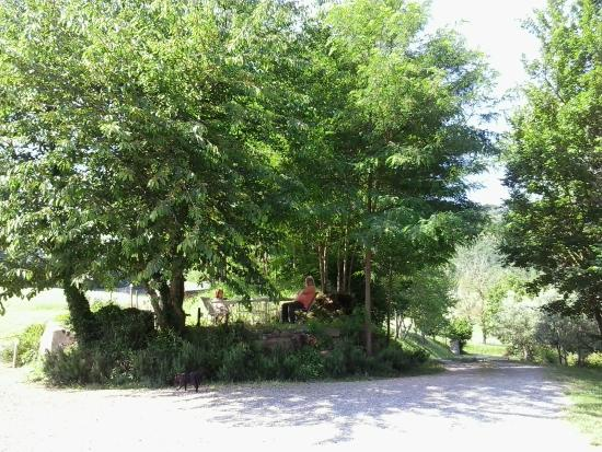 Agriturismo Montelovesco: uno dei luoghi di relax