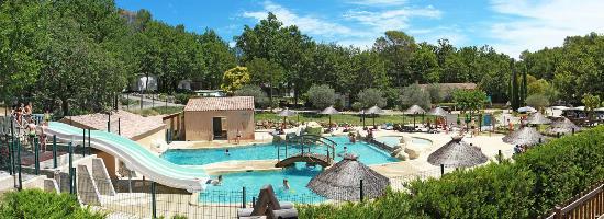camping les blimouses piscine - Camping Lac De Sainte Croix Piscine