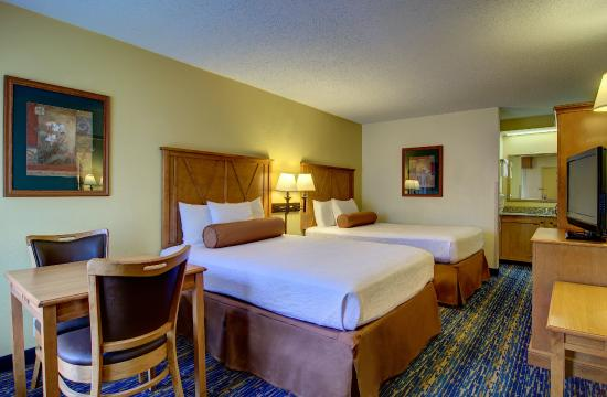 Best Western Dulles Airport Inn: Double Bed Guest Room