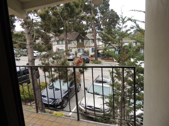 Lobos Lodge : Vista desde el hotel
