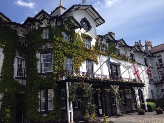 Low Wood Bay Hotel Menu