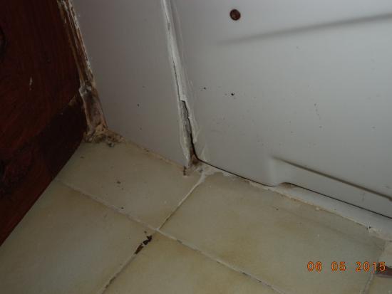 Sara Hotel: Standarden i badeværelse