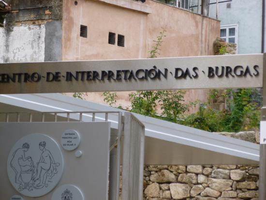 Centro de Interpretacion As Burgas