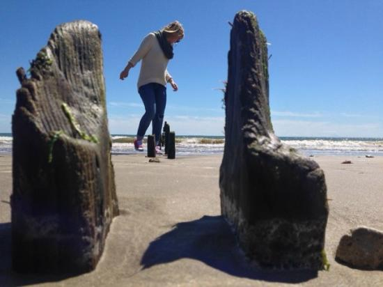 Quality Hotel & Leisure Center Youghal: The Beach at quality hotel in Youghal