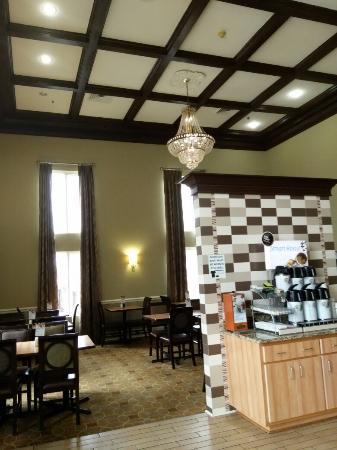 Rodeway Inn : It's really nice inside