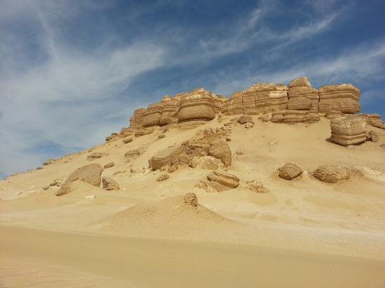 Al Fayyum, Egypt: Samuel dunes