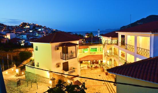 Ionia Hotel Skopelos: Hotel Ionia