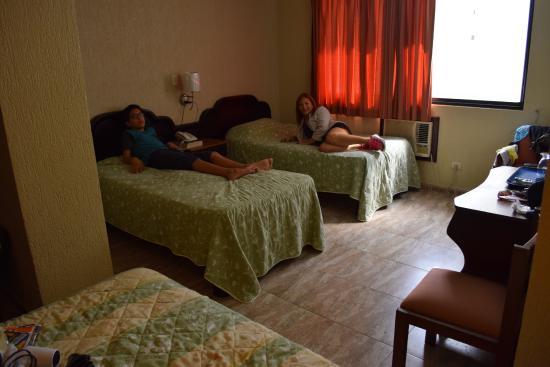 Euro Hotel: Habitaciones dobles