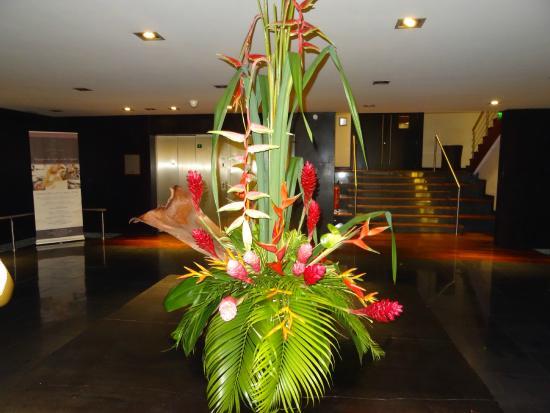 Hotel Tahiti Nui: réception