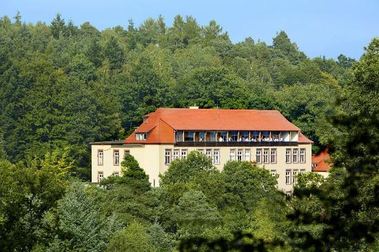 Hotel Franziskushoehe: Hotalansicht