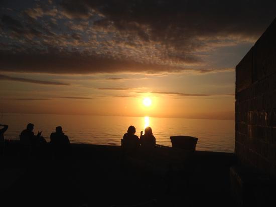 The Lighthouse Bar: Best sunsets