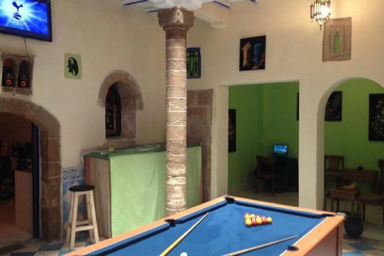 Dar El Pacha: Lounge