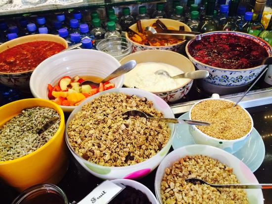 The Pantry: Healthy Breakfast
