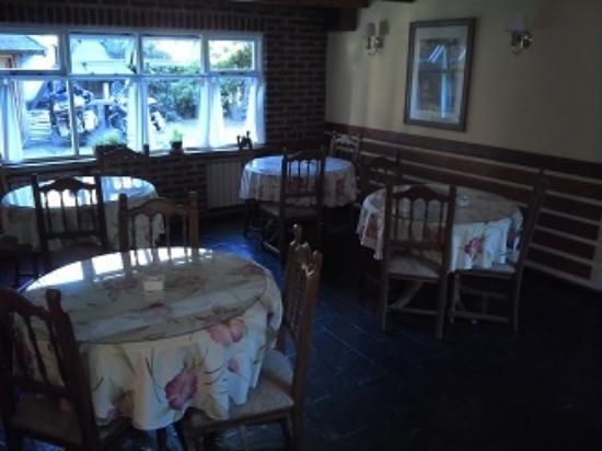 Las Walkirias: Salón desayunador