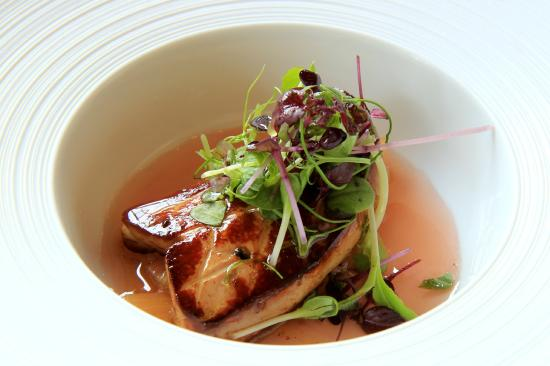 Homestead Inn: Foie Gras- Thomas Henkelmann