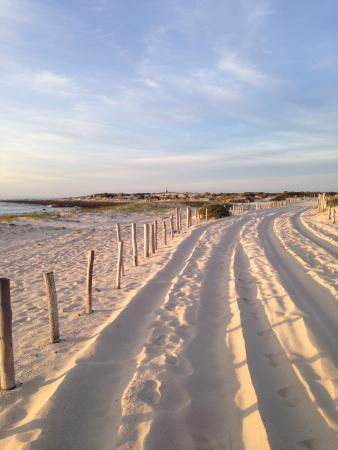 Arniston, Afrique du Sud : A walk into the dunes