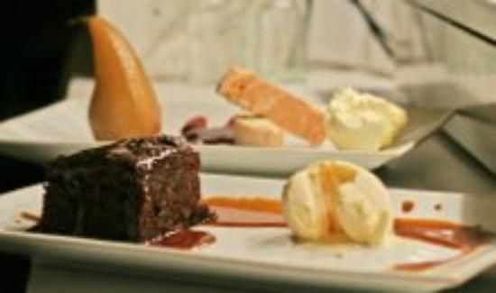 Ye Olde Two Brewers: Sticky toffee pud