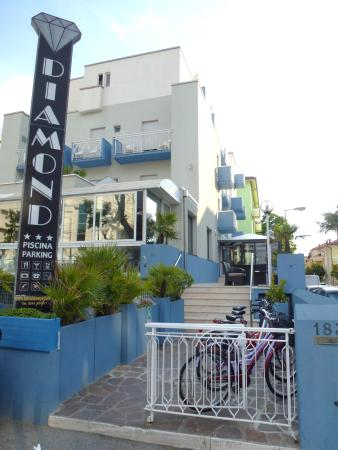 Diamond Rimini: Hotel