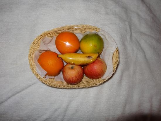 Ozran Heights Beach Resort: fruit dish