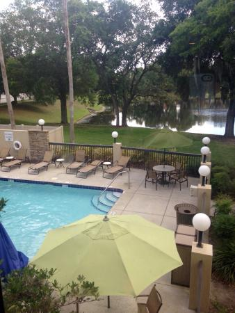 Holiday Inn Express Tampa-Brandon: Beautiful property!