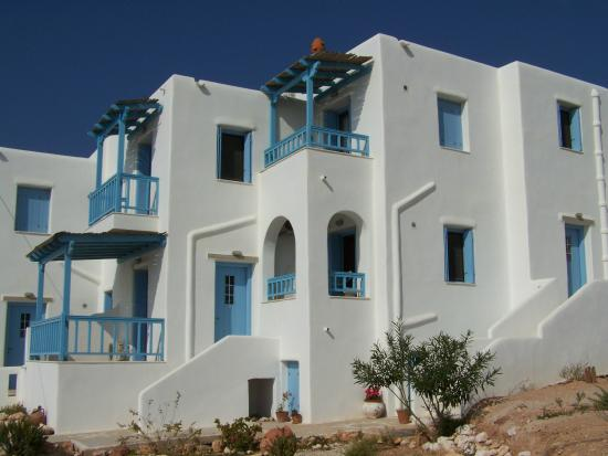 Asterias House Donousa