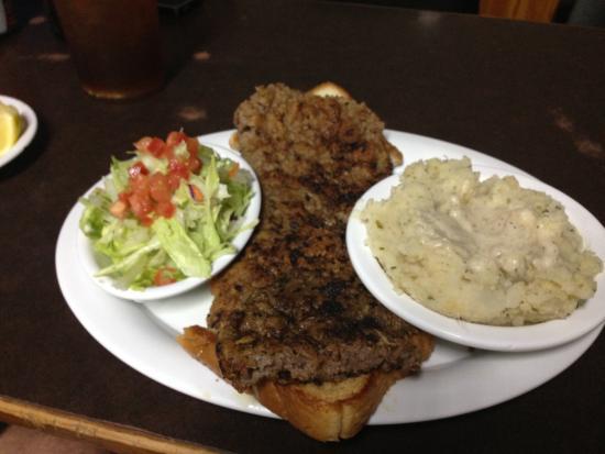 Mary S Cafe Strawn Texas