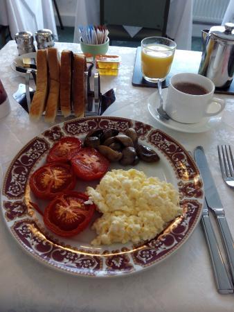 Park View: Breakfast