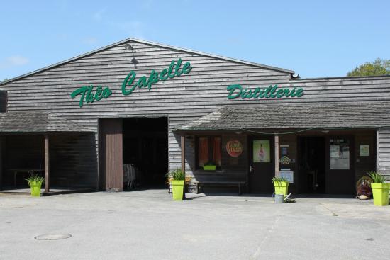 Cidrerie-Distillerie Théo Capelle