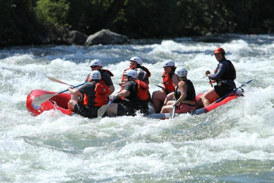 Wildwater River Guides: Weantchee rafting 5.30.2015
