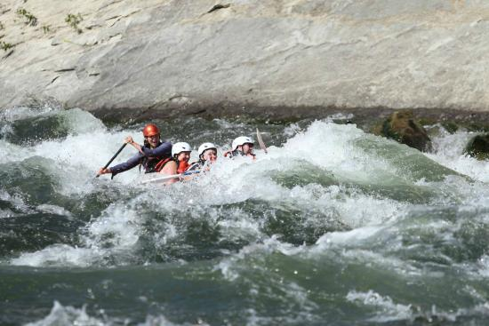 Wildwater River Guides: rafting the Wenatchee River 5.30.2015