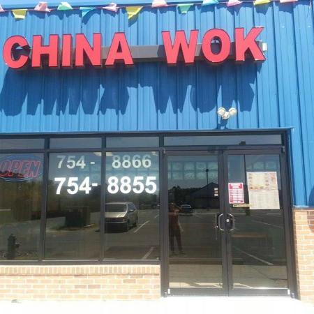 Federalsburg, MD: China Wok