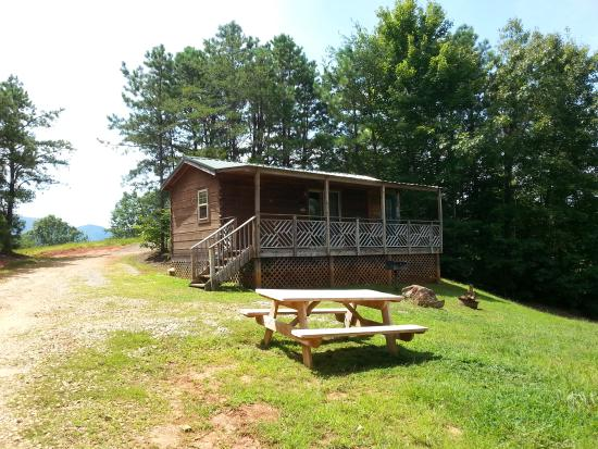 Sky Island Retreat & Campground: Couples Cabins