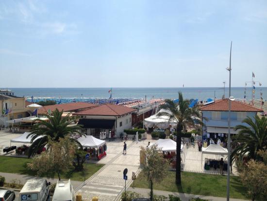 Hotel Giulia: vista
